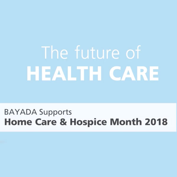 The Future of Healthcare is Where You Want to Be: Home. We Believe It, David Baiada Explains It.
